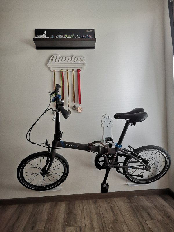 bicycle-wall-mount-storaging-system